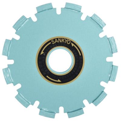 三京ダイヤモンド ドライカッター 105×4.5×7.0×20 8N D-4.5