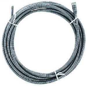 RIDGID(リジッド) オスカップリング一体型ケーブル 7.6m ※取寄品 62245