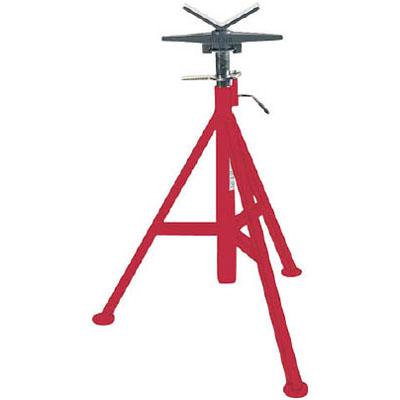 RIDGID(リジッド) Vヘッドパイプスタンド 高さ710~1320mm ※取寄品 56662