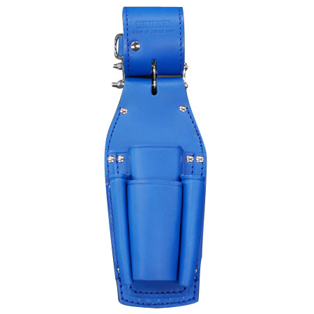 KNICKS(ニックス) チェーン式ペンチ・ドライバーホルダー LLタイプ ブルー ※取寄品 KBL-401PLLDX