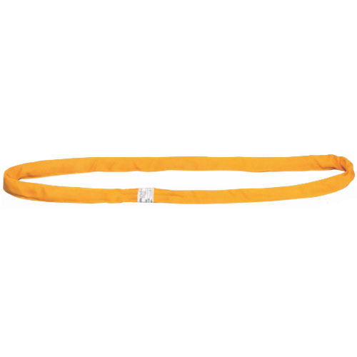 H.H.H.(スリーエッチ) ラウンドスリング N型(エンドレスタイプ)黄色 N3ton×4.5m ※取寄せ品