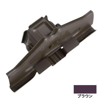 白幡 ニューフジ三晃式中 200mm 亜鉛・ブラウン(1箱・30個価格) ※取寄品 H-3