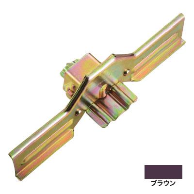 白幡 ストロング三晃式 大 300mm ステン304・ブラウン(1箱・30個価格) ※取寄品 H-8
