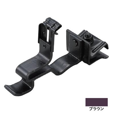 白幡 高山型アングル止AT式 170mm ステン304・ブラウン(1箱・60個価格) ※取寄品 YA-1