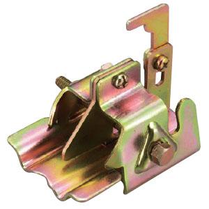 白幡 スノーストップ林式 45mm 鉄・ドブメッキ(1箱・70個価格) ※取寄品 A-6