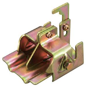 白幡 スノーストップ林式 55mm 鉄・クロメートメッキ(1箱・70個価格) ※取寄品 A-7