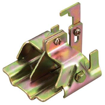 白幡 スノーストップ葺替用56mm 鉄・ドブメッキ(1箱・70個価格) ※取寄品 A-16
