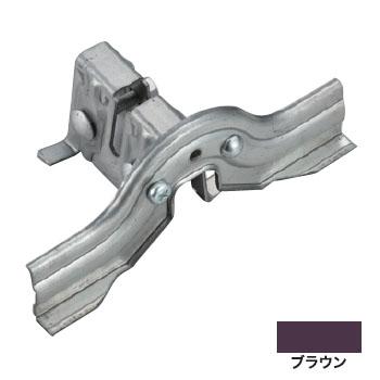 白幡 NF立平羽根付 中 200mm 高耐食鋼板・ブラウン(1箱・30個価格) ※取寄品 T-10
