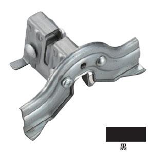 白幡 NF立平羽根付 小 160mm 高耐食鋼板・黒(1箱・30個価格) ※取寄品 T-11