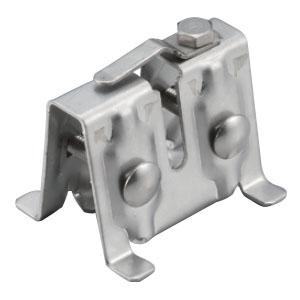 白幡 NFハゼアングル止 高耐食鋼板・生地(1箱・50個価格) ※取寄品 SH-12