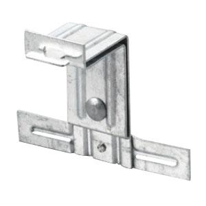 白幡 谷間ストップパネル 4型 ニュール-フ用 鉄・ドブメッキ(1箱・30個価格) ※取寄品 SH-11