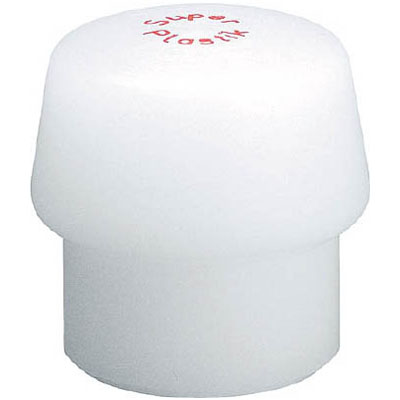 HALDER(ハルダー) シンプレックス用ヘッド ポリエチレン(白) 頭径100mm ※取寄品 3207.100