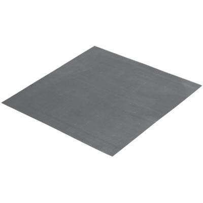 X線防護用鉛板 鉛当量2.0mm 90×90mm(1箱・50枚価格) ※取寄品 未来工業 XPS-0909