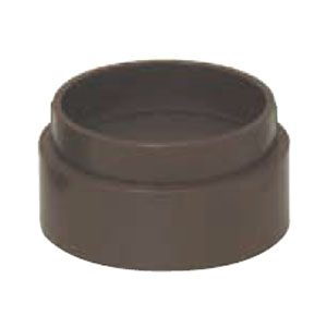 未来工業 ワンタッチスペーサー チョコレート(1箱・300個価格) ※取寄品 MBCS-0814T