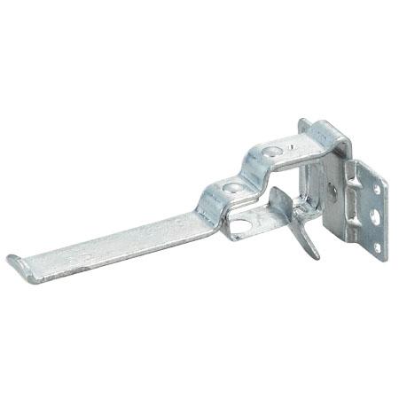 白幡 メッキ 一体式 吊正面打(60出・0寸・生地) (1箱100個) ES-03M