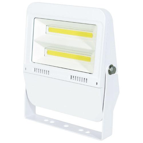 日動 常設用LEDフラットライト50W 白(昼白色) LJS-F50D-W-50K