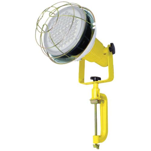 日動 ハイスペックエコビック50W LED作業用安全投光器 2P 5m(スポット) ATL-5005-S-50K