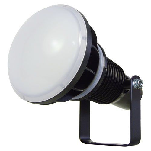 日動 ハイスペックエコビック50W LED常設用投光器 昼白色 黒 ATL-E50-BK-5000K