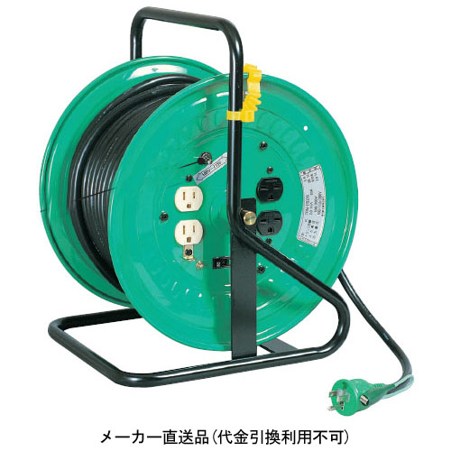 日動 昇圧降圧専用トランスリール 20m TRN-EB220