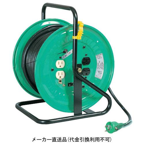 日動 昇圧降圧専用トランスリール 30m TRN-EB320