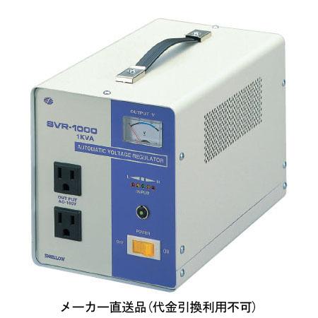 日動 交流定電圧電源装置 サイリスタ式 1KVA SVR-1000
