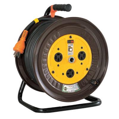 日動 三相200V一般型ドラム(屋内型)アース付 30m ND-E330F-20A