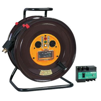 日動 三相200V一般型ドラム(屋内型)アース付 30m ND-EB330F-20A