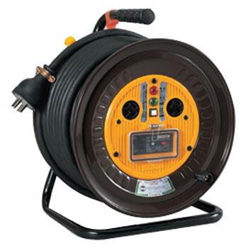 日動 三相200V一般型ドラム(屋内型)アース付 30m ND-EK330F-20A