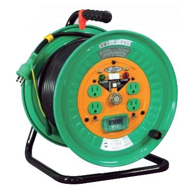 日動 金属センサードラム ドラムタイプ アース・漏電保護専用 KS-EB34
