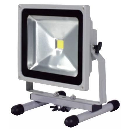 日動 LED作業灯 50W マルチ床スタンド LPR-S50MSH-3ME