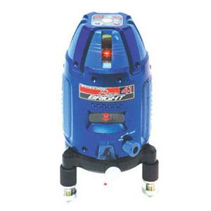シンワ レーザー墨出し器 レーザーロボ Fine 41 BRIGHT ※メーカー直送品代引不可 77467
