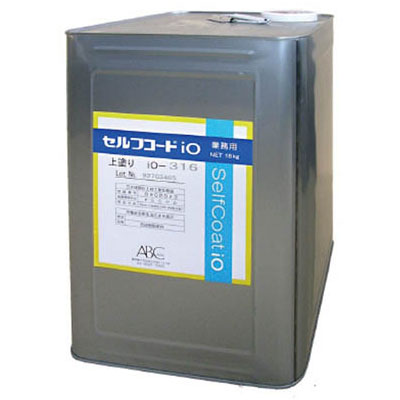 ABC商会 セルフコートiO #iO-316 18kg BSFIOU316