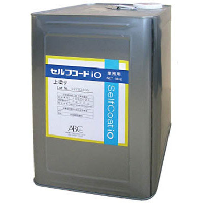 ABC商会 セルフコートiO #iO-512 18kg BSFIOU512