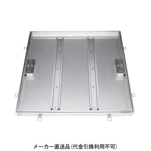 フロアーハッチ 呼500 ステンレス製 モルタル充填用 メーカー直送 代引不可 カネソウ MSXO-M-500
