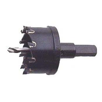 シントー 超硬ホールソーW1タイプ用替刃 80mm
