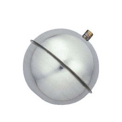 カクダイ ステンレス玉(球径150mm×取付ネジM8) 0630-150×M8 0630-150×M8