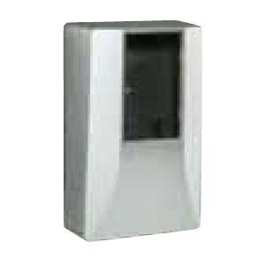 電力量計ボックス(スマートメーター用隠ぺい型) シルバー 5個価格 ※取寄品 未来工業 WPS-2S-Z