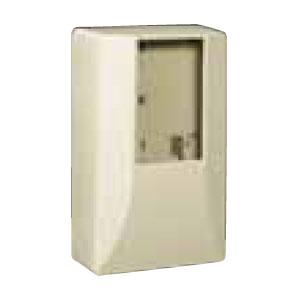 電力量計ボックス(スマートメーター用隠ぺい型) ベージュ 5個価格 ※取寄品 未来工業 WPS-3J