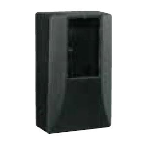 電力量計ボックス(スマートメーター用隠ぺい型) ブラック 5個価格 ※取寄品 未来工業 WPS-3K