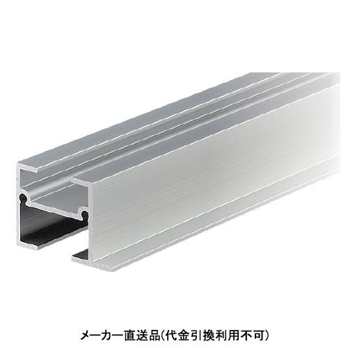 パイオニアテック 片側ガイド付中量用レール シルバー メーカー直送 代引不可 LR-2BN