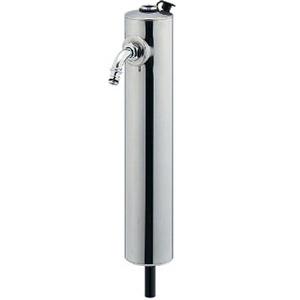 カクダイ 共用ステンレス水栓柱(ショート型) 624-082