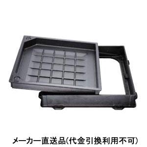 インターロッキング用 簡易密閉型 カラー舗装用鉄蓋鋳鉄目地 適用荷重T-2 呼称6070 カネソウ MRHP-2-6070
