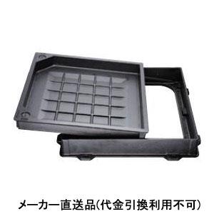 インターロッキング用 簡易密閉型 カラー舗装用鉄蓋鋳鉄目地 適用荷重T-6 呼称4555 カネソウ MRHP-6-4555