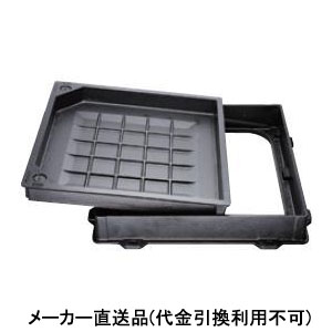 インターロッキング用 簡易密閉型 カラー舗装用鉄蓋鋳鉄目地 適用荷重T-6 呼称6070 カネソウ MRHP-6-6070