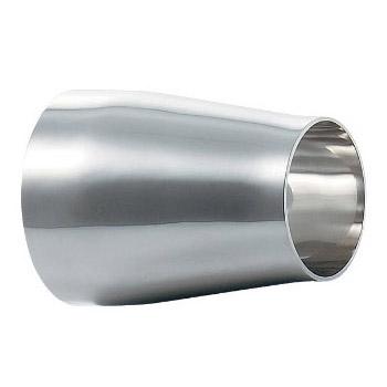 カクダイ 溶接同芯レデューサー(呼称2.5S×1.5S) 690-22-E×C