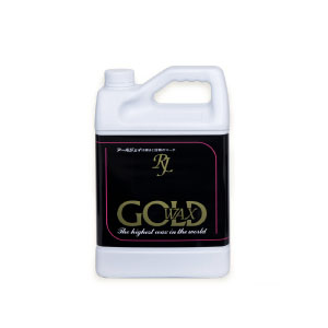 アールジェイ 床用樹脂ワックス ゴールド 5L ※取寄品 GO-05