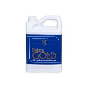アールジェイ 高濃度床用樹脂ワックス デラックスゴールド 5L ※取寄品 DG-05