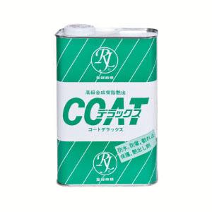 アールジェイ コートデラックス (木材防水保護剤) 油性 16L ※取寄品 CD-16
