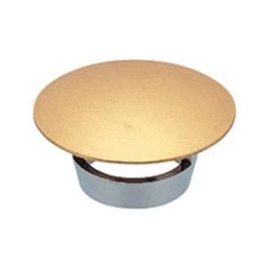 カクダイ 化粧キャップ(純金箔貼り) 433-117