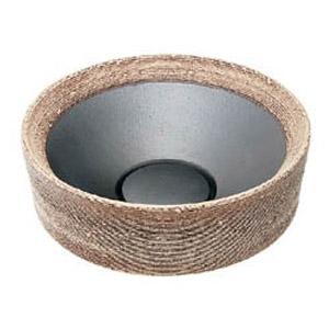 カクダイ 丸型手洗器(砂丘) ※メーカー直送品 493-024-SG